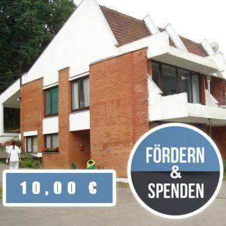 HEIM KULINA - Krankenhaus in Serbien | Inhelp Gaggenau e.v - Hilfsprojekte